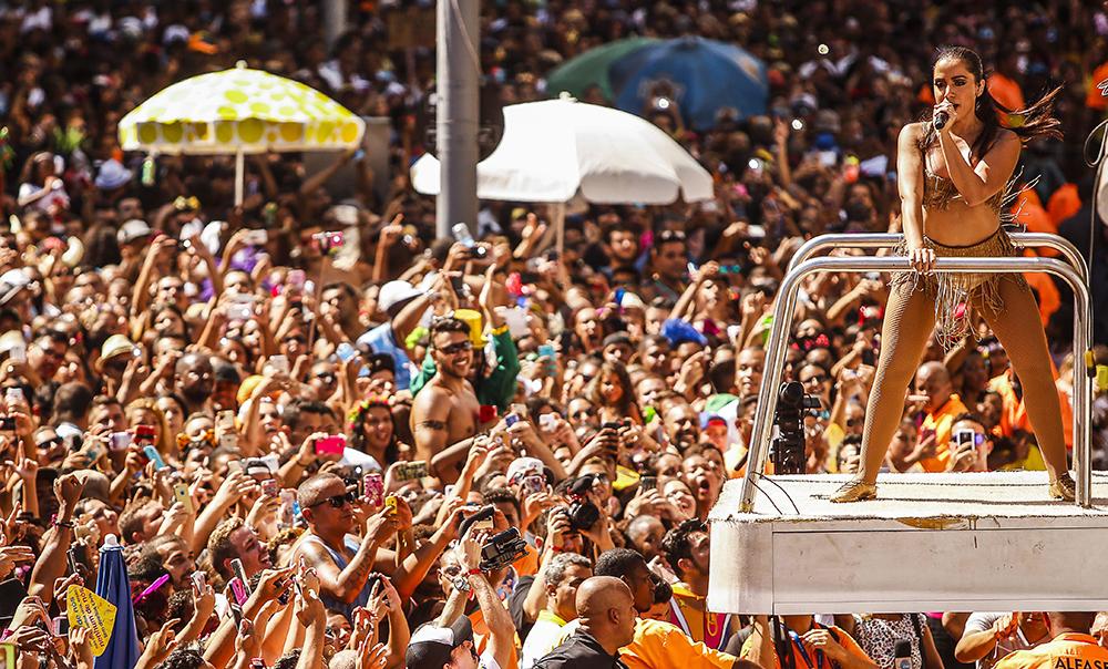 Carnaval 2016 - Desfile do Bloco das Poderosas