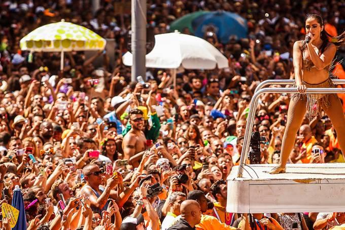 Carnaval 2016 – Desfile do Bloco das Poderosas