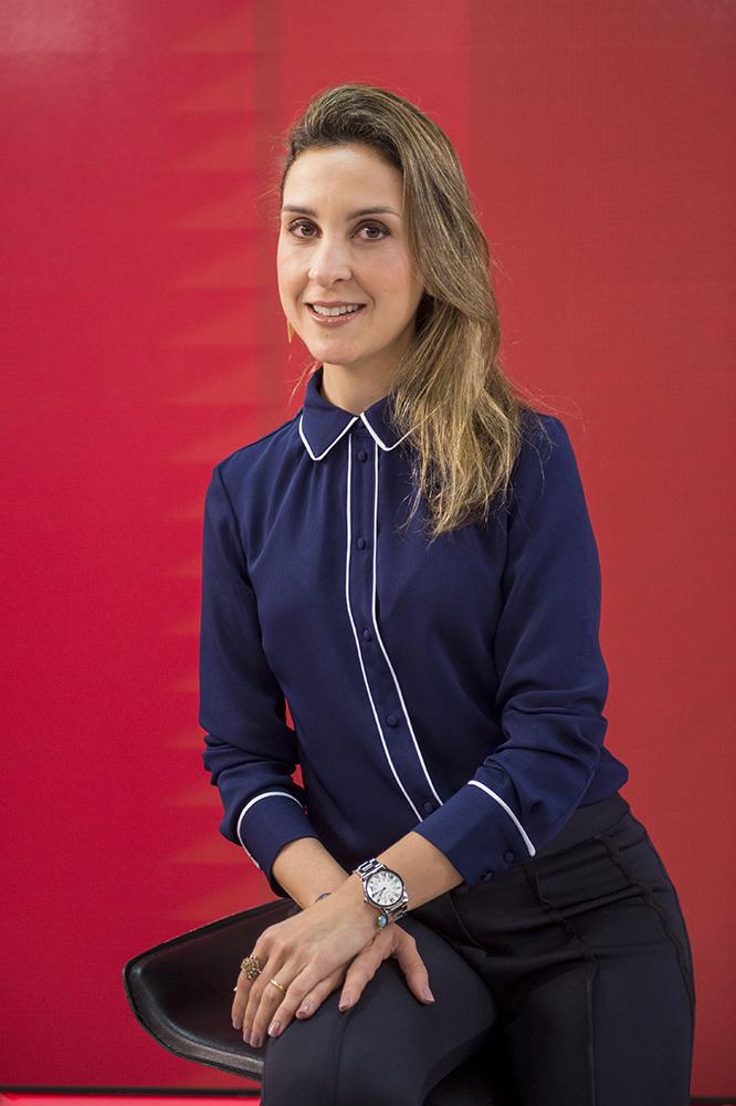 Bruna Rinaldi: consulta em supermercados, na rua e até no salão de beleza