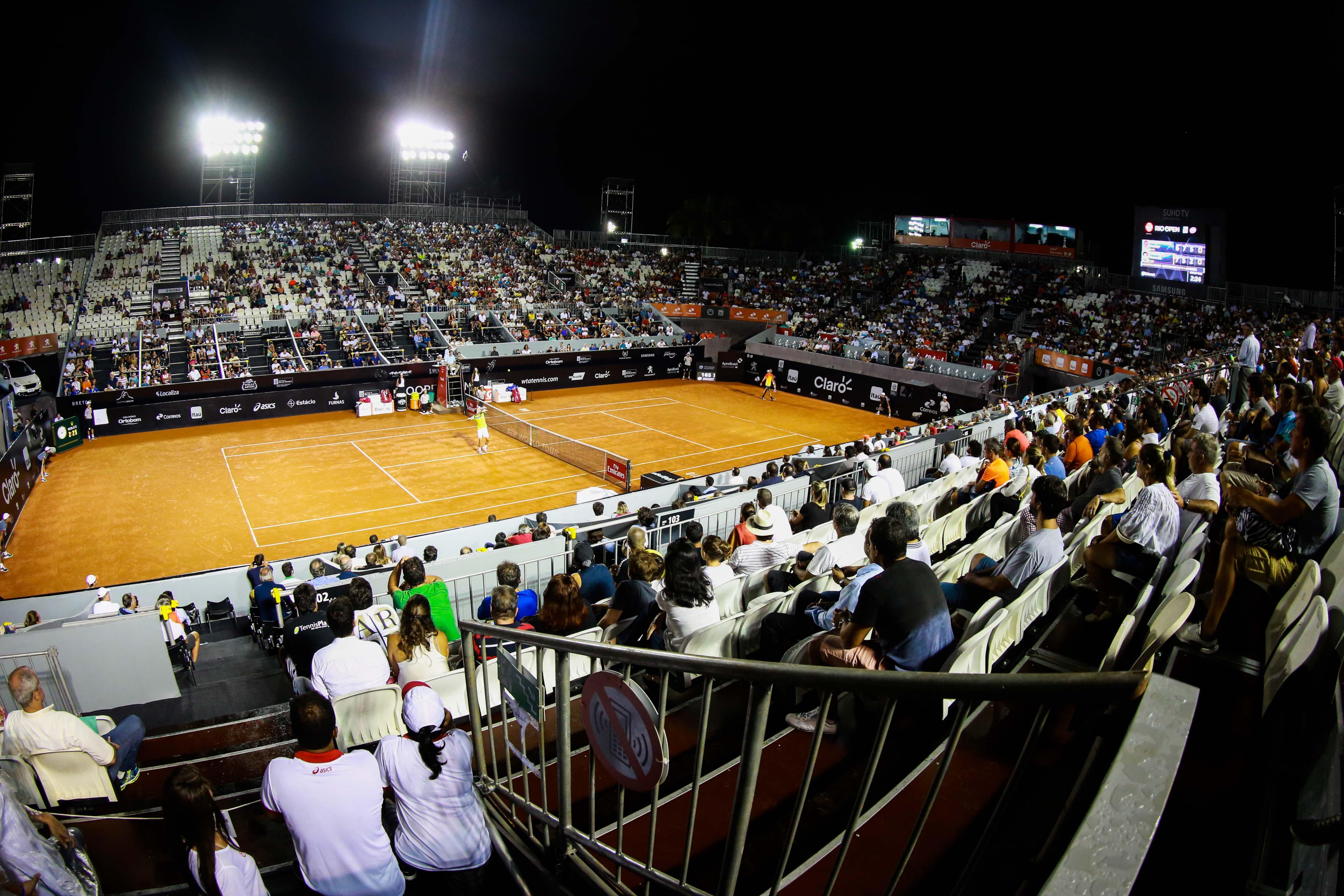 Rio Open: torneio de tênis chega à quarta edição na cidade