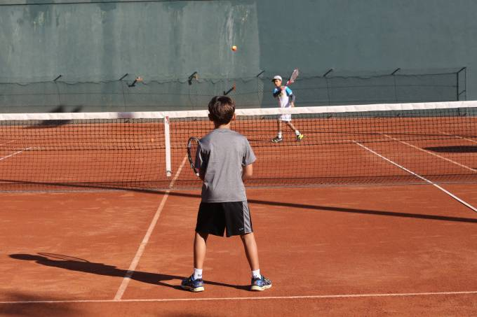 Quarto Torneio da Liga de Tênis 10