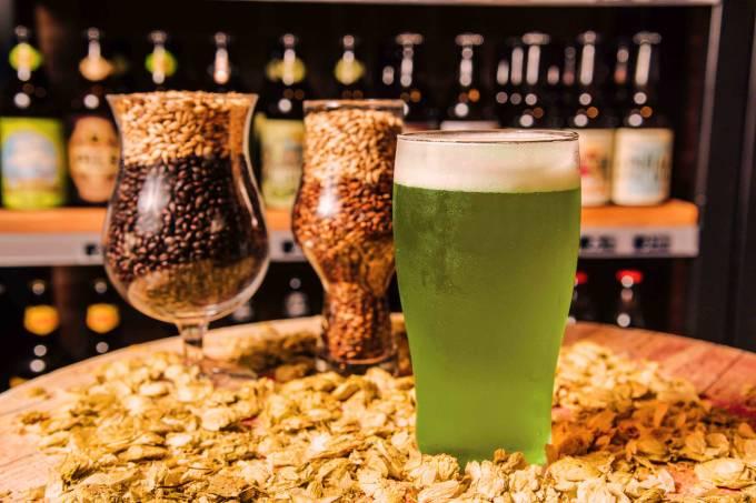 Biergarten – Chope Verde Saint Patrick's Day