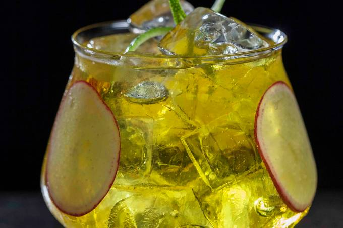 Gin Tonica Astor