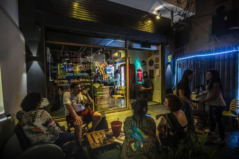 Legião Carioca: novidade em Botafogo