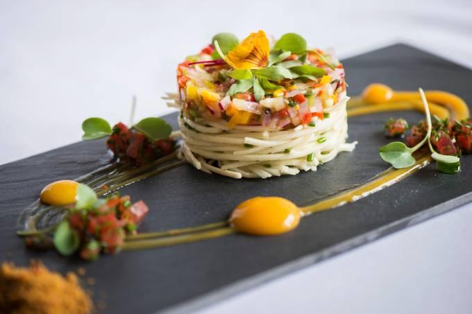 Térèze; atração do menu Goût de France