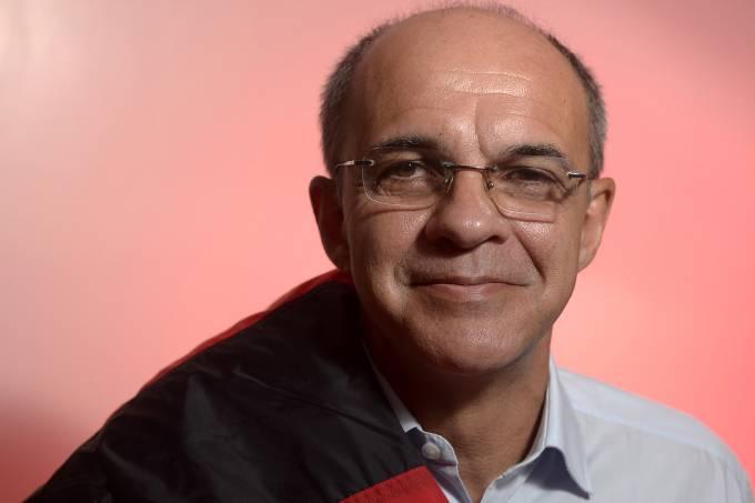 Eduardo Bandeira de Mello, Presidente do Flamengo.