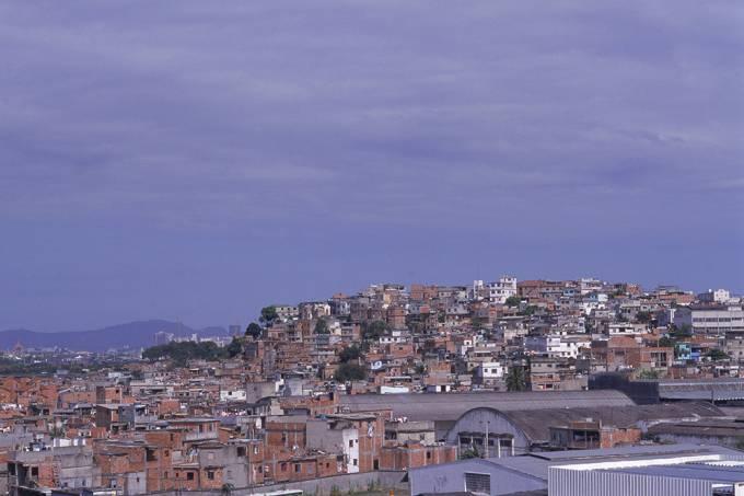 Favela da Maré.