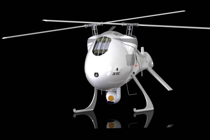 Drone da FT Sistemas: uma nas novidades na LAAD