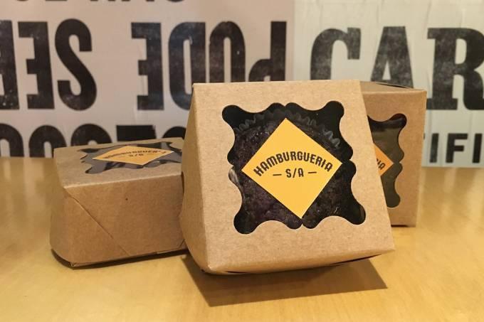 Brownie; Hamburugeira S/A