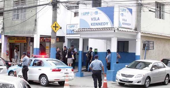UPP Vila Kennedy
