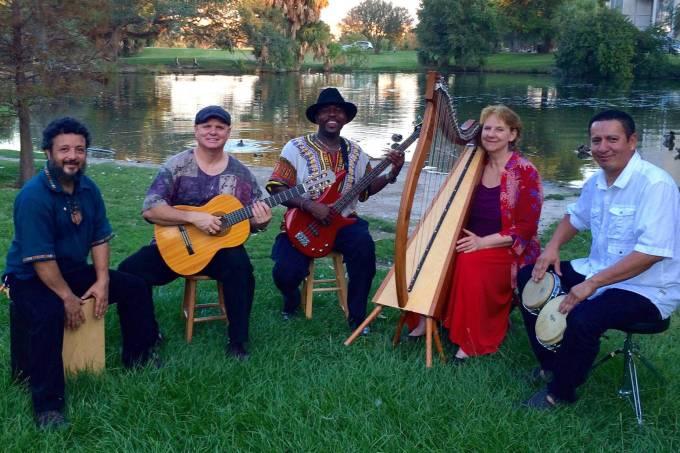 ecos latinos rio harp festival