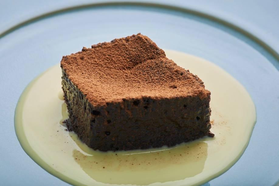 Mud cake: o bolo molhado de chocolate vem do livro de receitas do Ateliê Culinário