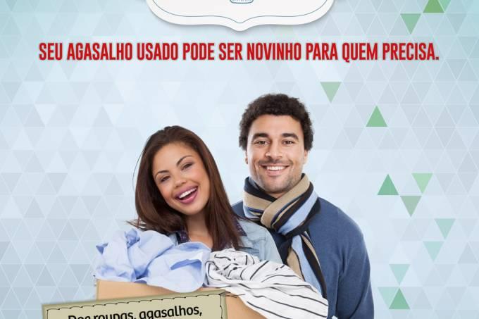 West Shopping promove campanha social 'Inverno sem Frio'