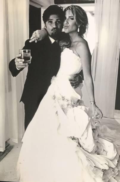 Casamento: celebrada em 2010 com uma festança para 250 pessoas, que contou com as maiores celebridades do país, a união enfrentou uma crise dois anos depois. O problema foi superado e o casal se reconciliou