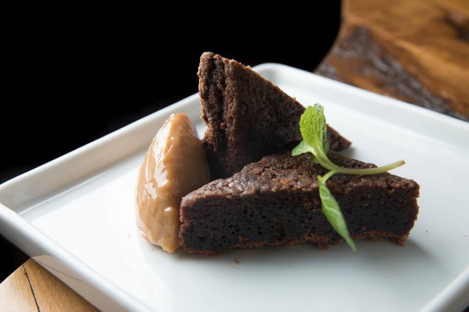 Brownie: sobremesas são assinadas por Raphaela Severiano Ribeiro