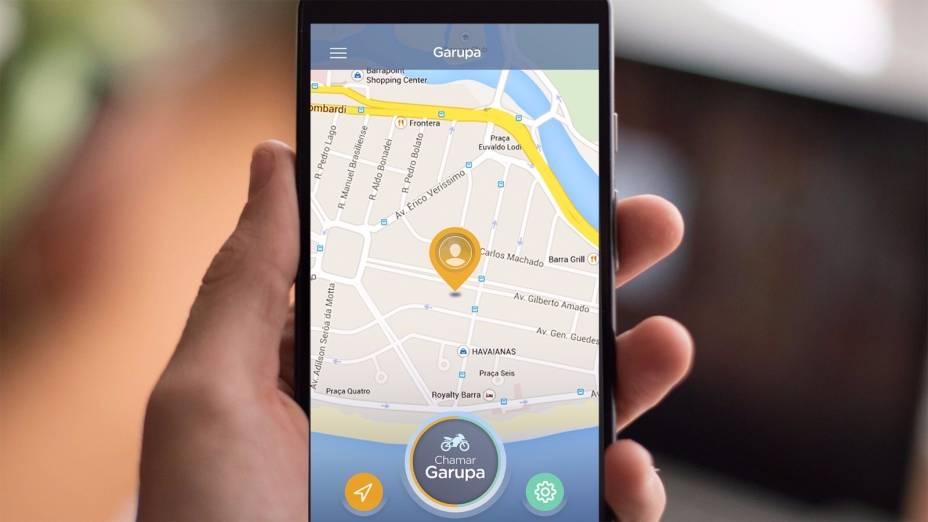 Startups de tecnologia e serviços: o casal e dois sócios apostam em aplicativos como o CredPago, que permite o aluguel de imóveis sem fiador ou seguro-fiança, o Garupa, espécie de Uber para motos, e o Moov, voltado para transportes públicos