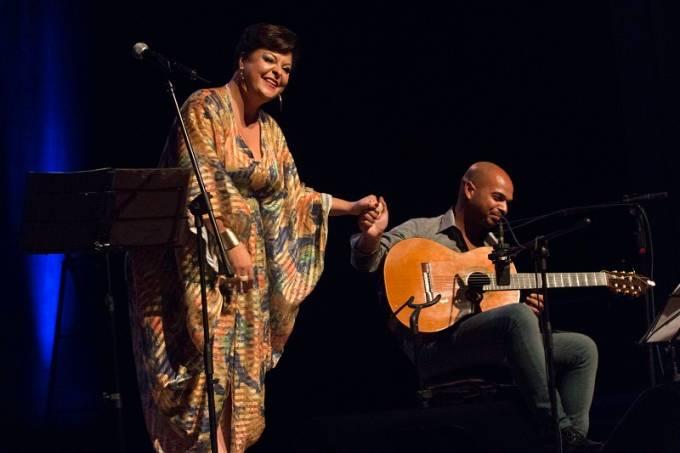 Marcel e Fabiana Cozza