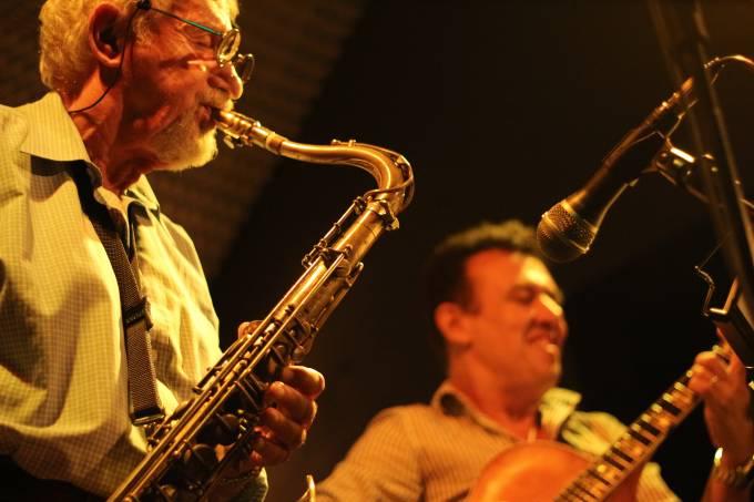Hector Costita e Joseval Paes