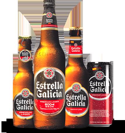 cervejas Estrella Galicia