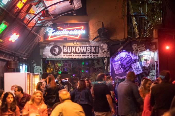 Bar Bukowski_garagem