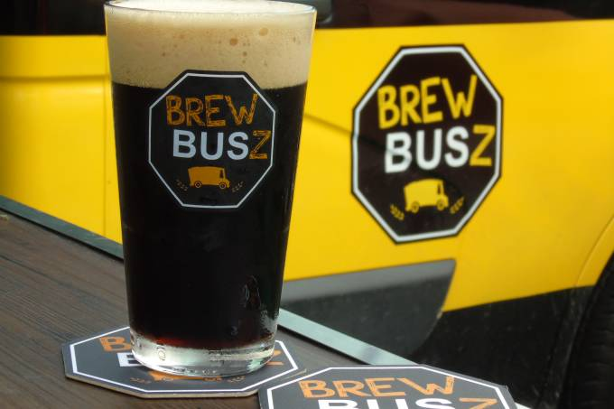 BrewBusZ; Irish Dry-Stout