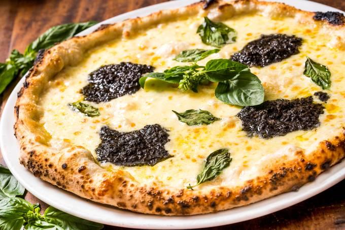 Capricciosa Pizza Napoletana
