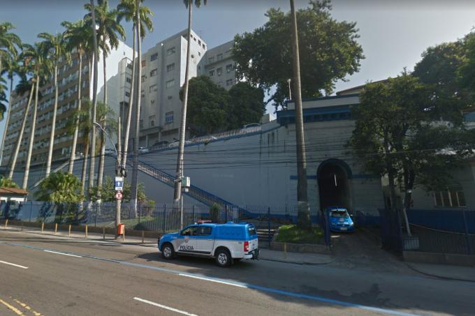 Hospital Central da PMERJ