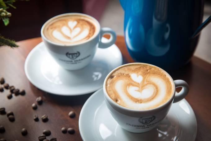 Fazenda Paradiso Café: capuccino