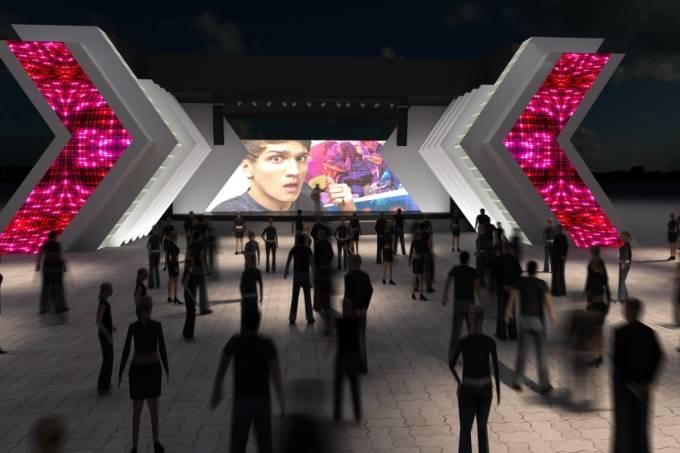 Rock in Rio_Digital Space