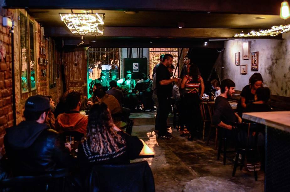 The Marleys's Pub: música ao vivo de quinta a sábado, em dois ambientes