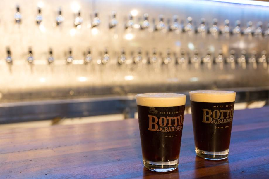 Paraíso cervejeiro: 55 torneiras, o recorde atual da cidade