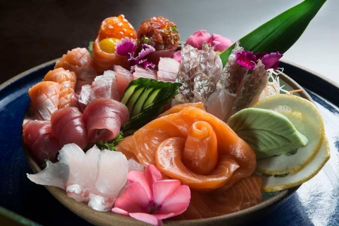 One Sushi_sushis e sashimis