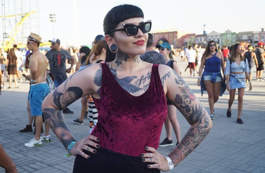 Fernanda Milanello, 22 anos
