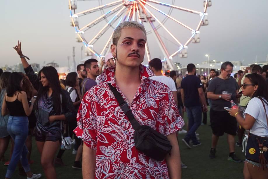 Vinicius Fernandes, 22 anos