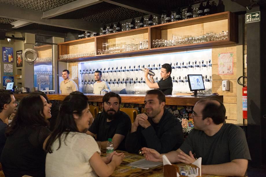 Botto Bar: terceira unidade em Botafogo