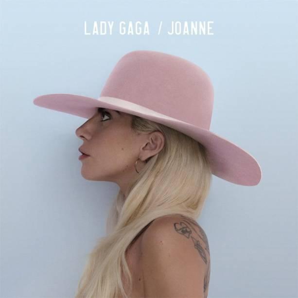 """A inspiração: capa do CD """"Joanne"""""""