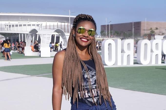 Rock in Rio 2017 – Cidade do Rock – óculos