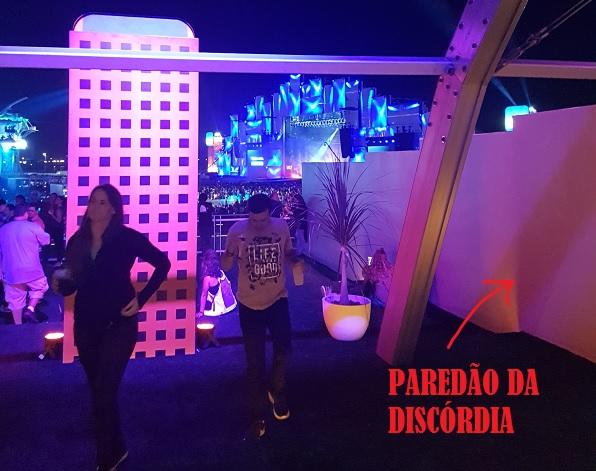 paredão camarote vip rock in rio 2017