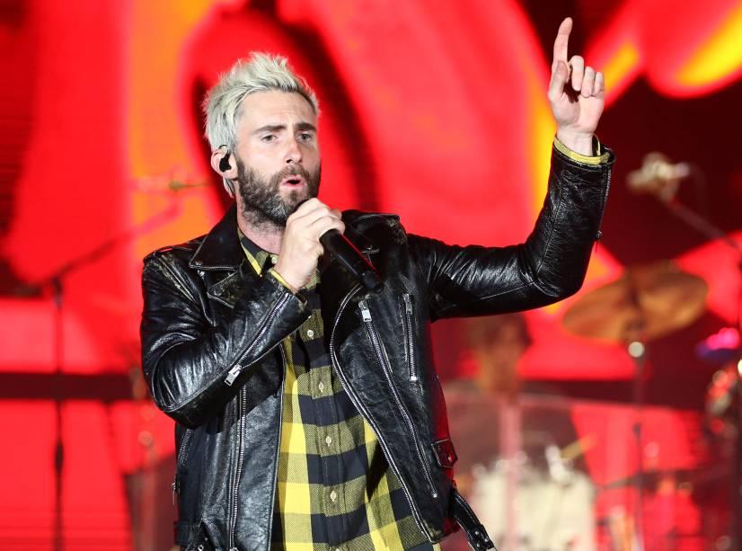 Maroon 5 pediu muitos cocos naturais