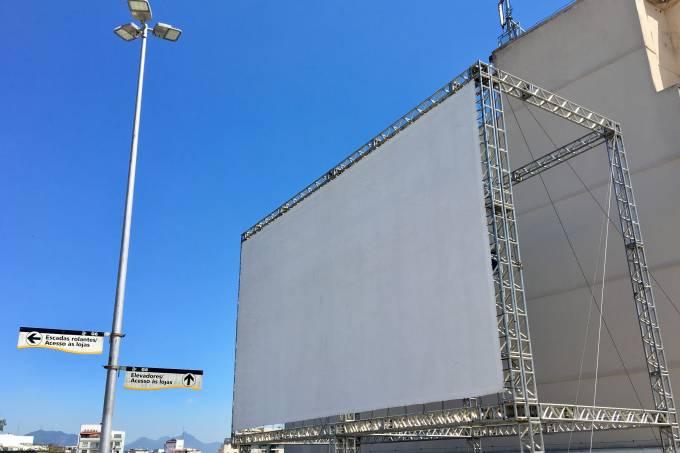 Tela Plaza Open Air 1