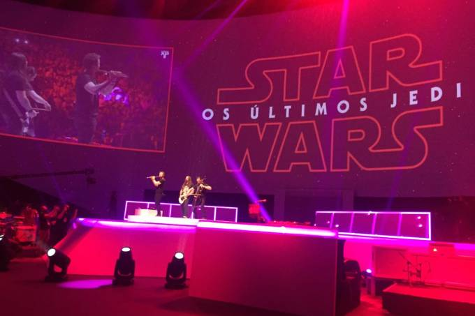 Rock in Rio – Cidade do Rock – Star Wars