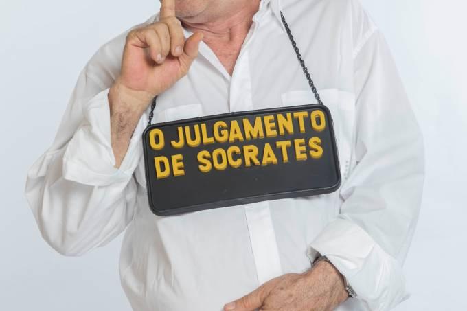 O Julgamento de Sócrates