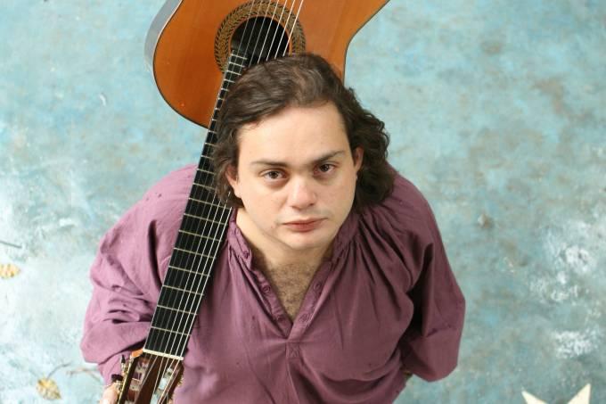 Yamandu Costa, violonista