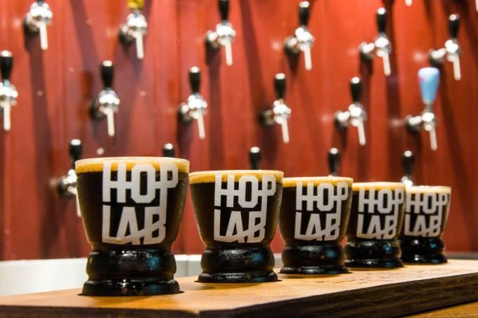 Hop Lab – Regua Stout – Divulgação