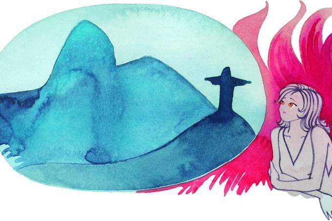 ilustração Isabelle Barreto