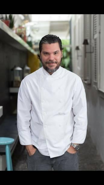 Pedro de Artagão é sócio e chef executivo do restaurante, que faz parte de um grupo com outras quatro casas