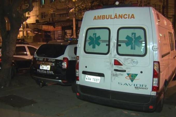 Ambulância Maré