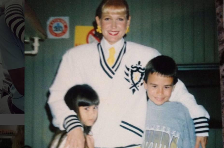 A infância, a família e as aventuras reveladas para 27 milhões de seguidores na internet.Foi no Xuxa Park, no qual fez uma participação, que ganhou, da própria Xuxa, o nome artístico Tatá