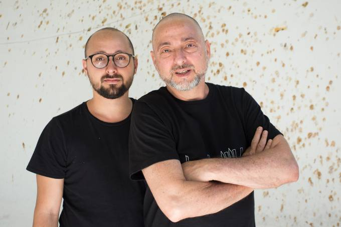 Pedro e Ricardo Kosovski