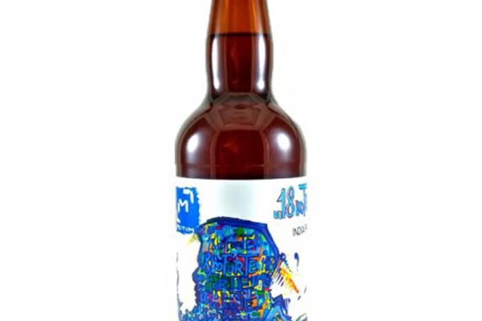 Cerveja 18 do Forte 2